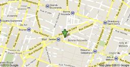 Boutique Des Saveurs - 34 rue des Petits Carreaux - 75002 PARIS - www.boutiksaveurs.com / Plan d'accès