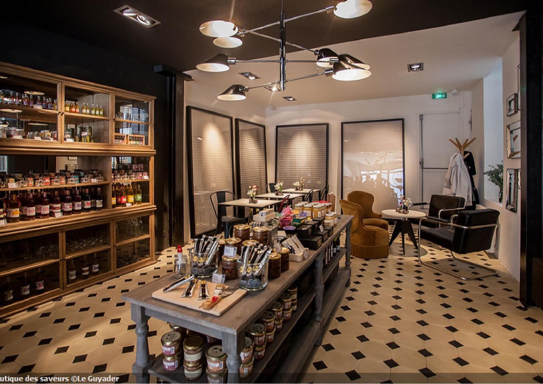 La premi re adresse de produits gourmands issus for Idee boutique a ouvrir
