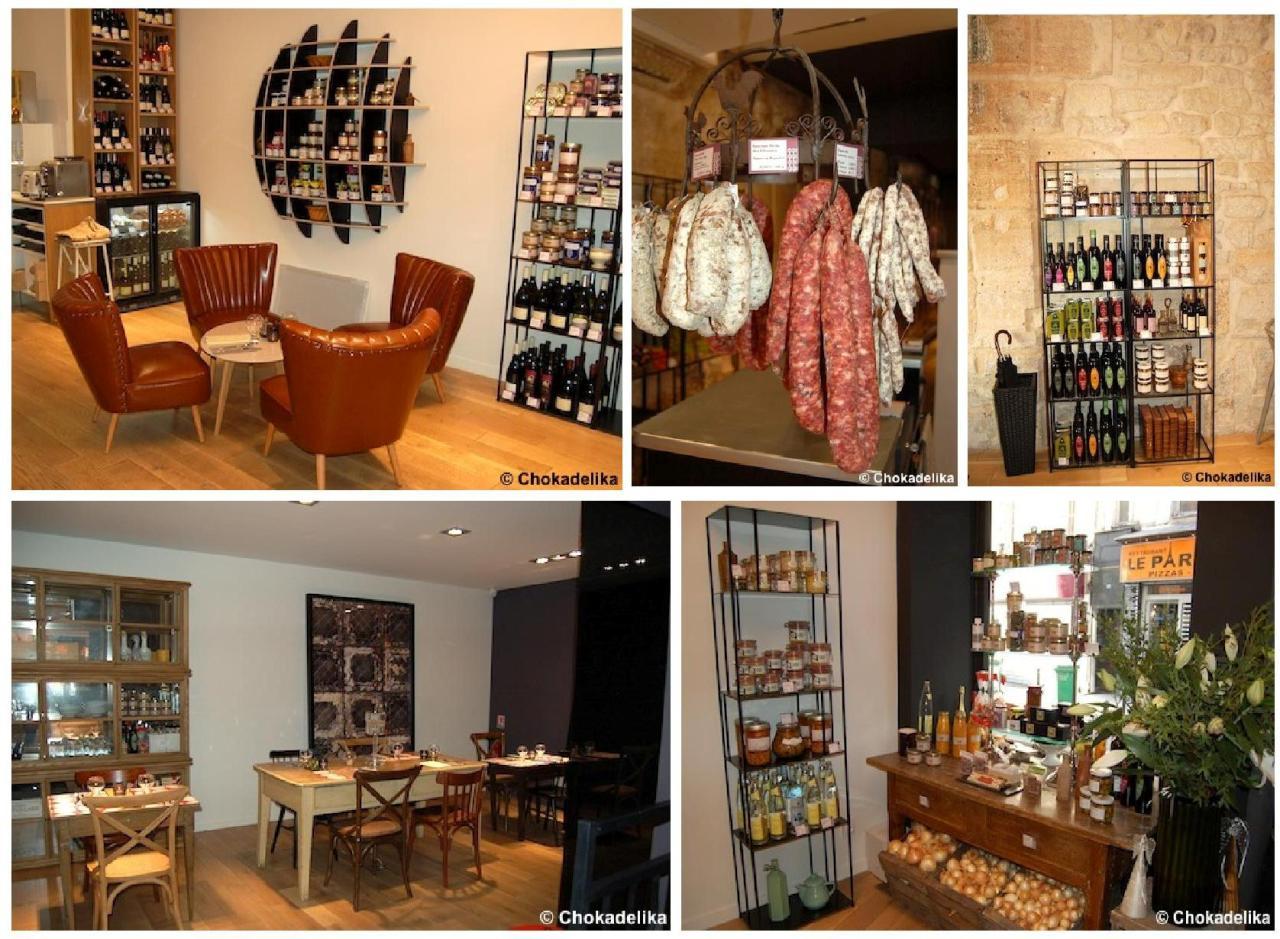 Boutique Des Saveurs - 34 rue des Petits Carreaux - 75002 PARIS / 61 rue du Faubourg Saint Denis - 75010 PARIS / Chokadelika