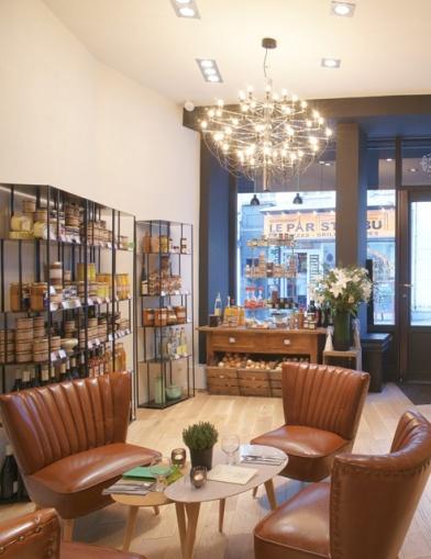 Boutique Des Saveurs - www.boutiksaveurs.com / Paris So Biotiful