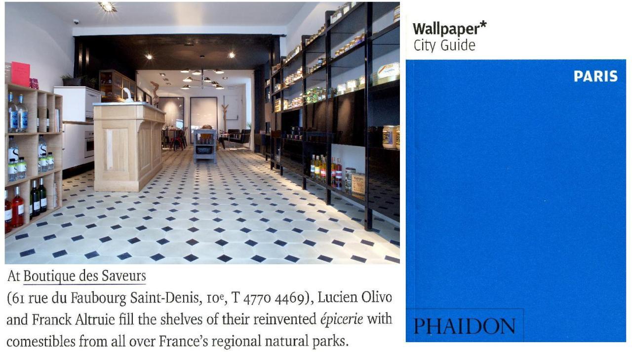Boutique Des Saveurs - www.boutiksaveurs.com - WALLPAPER* City Guide - Paris