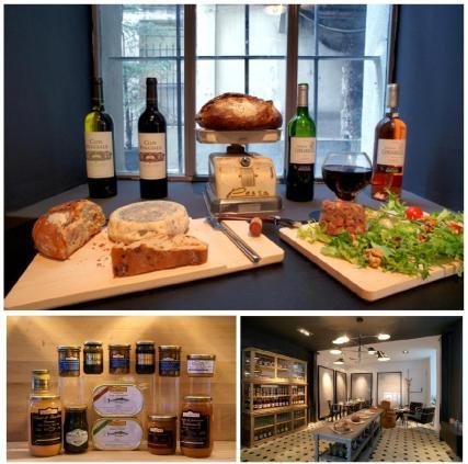 Boutique Des Saveurs - www.boutiksaveurs.com / Les pieds dans le terroir - A Food Tale.com
