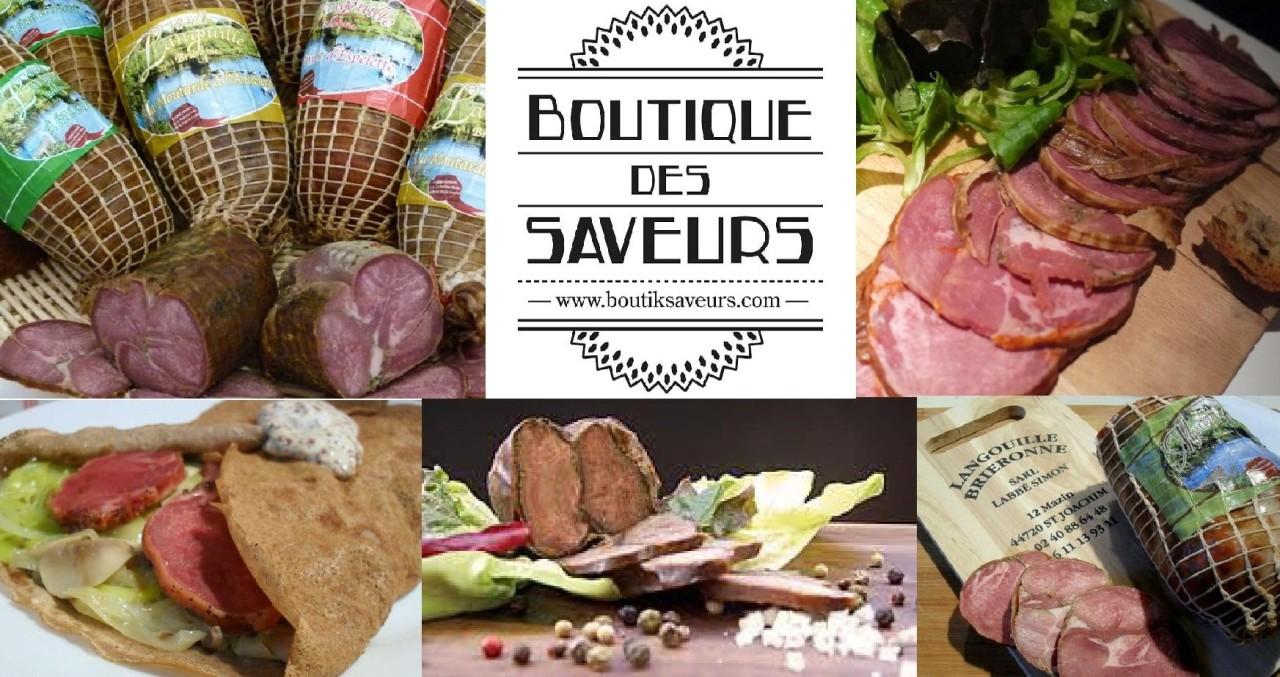 Boutique Des Saveurs - www.boutiksaveurs.com / Langouille