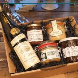 Vins, Foie Gras, Coffrets Cadeaux...