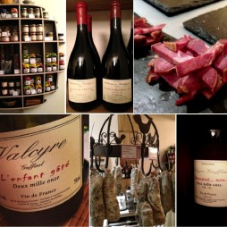 Vins, Charcuteries, Confitures, Miels...
