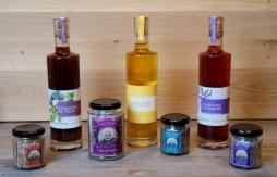 Huiles, Vinaigres, Sels Aromatiques...