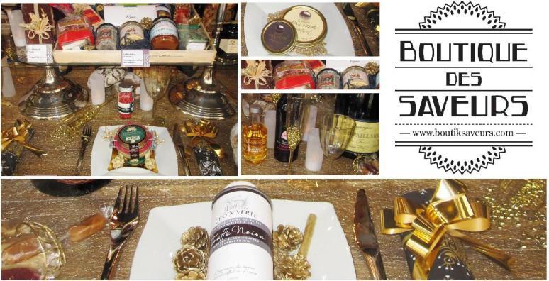 Boutique Des Saveurs - Epicerie Fine & Dégustations - Paris - www.boutiksaveurs.com / Foie Gras, Truffes, Caviar